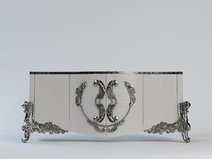 3d sihir konsol model