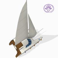Catamaran A