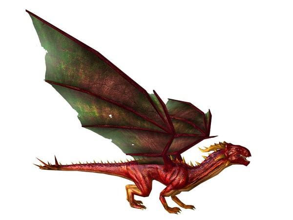 dragons unity 3d max