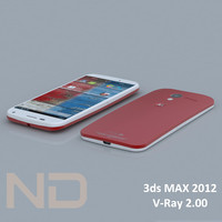 3d solidworks v-ray model
