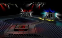 3d model of wcw wrestling ring