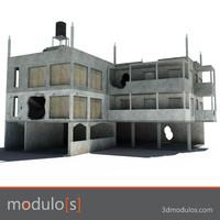 Ruin building C