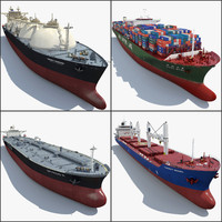 max cargo ships carrier