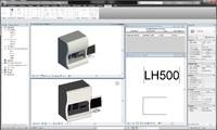 free medical beckman coulter lh500 3d model