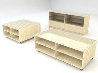max ikea boksel series tables