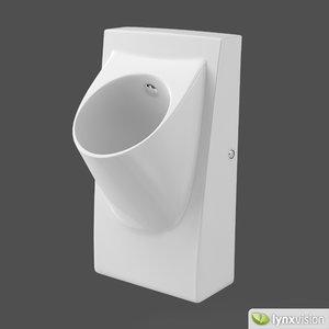 max urinal architec
