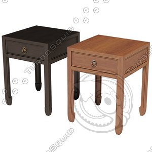 eichholtz table chinese 3d model