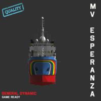 MV Esperanza