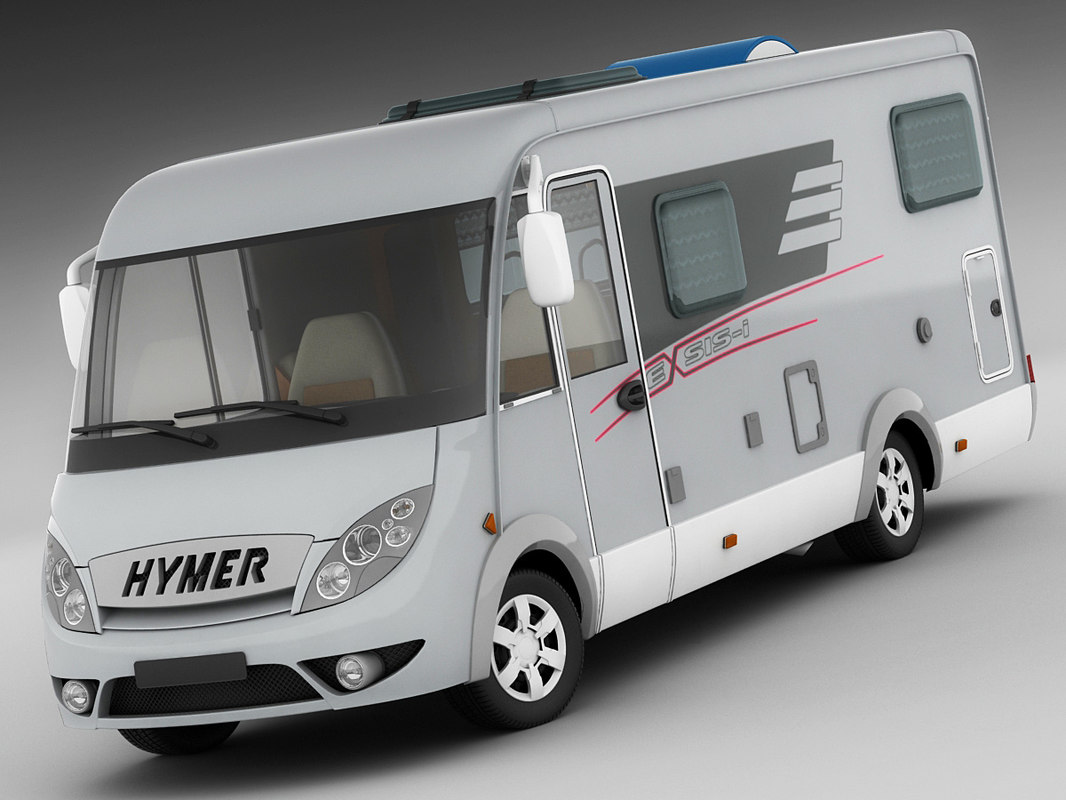 3ds hymer exis motorhome
