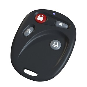 keychain car alarm max