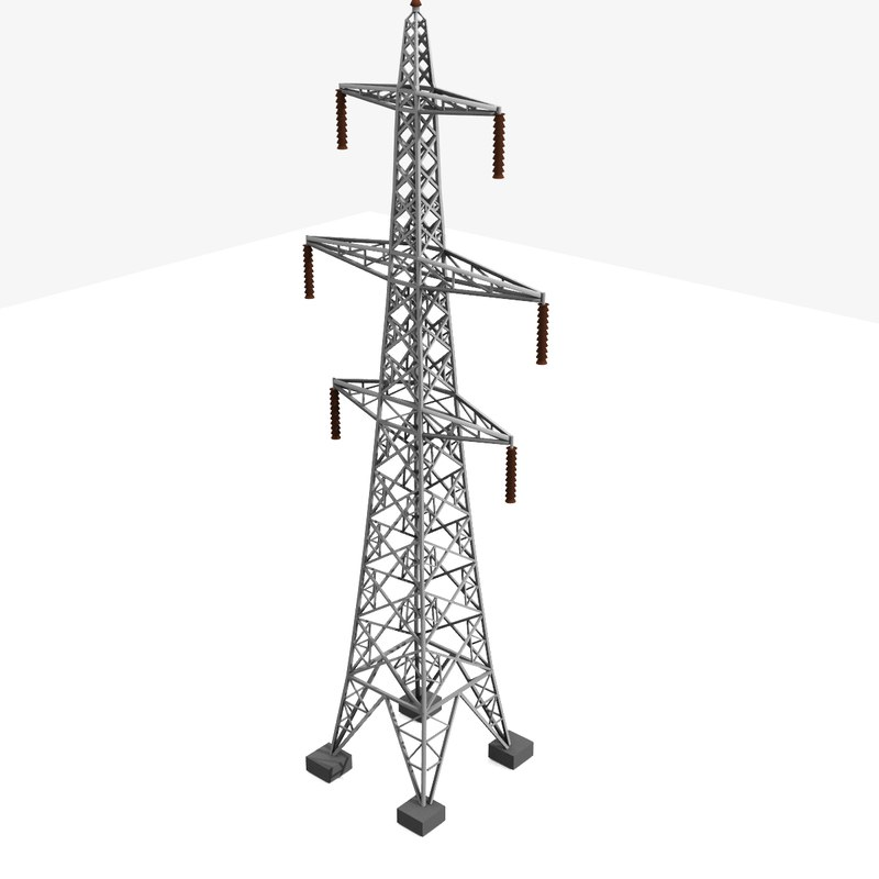 Electricity Transmission Tower Design