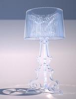 obj kartell bourgie lamp