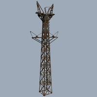 cableway mast