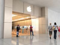 Apple Store 3d Model V2