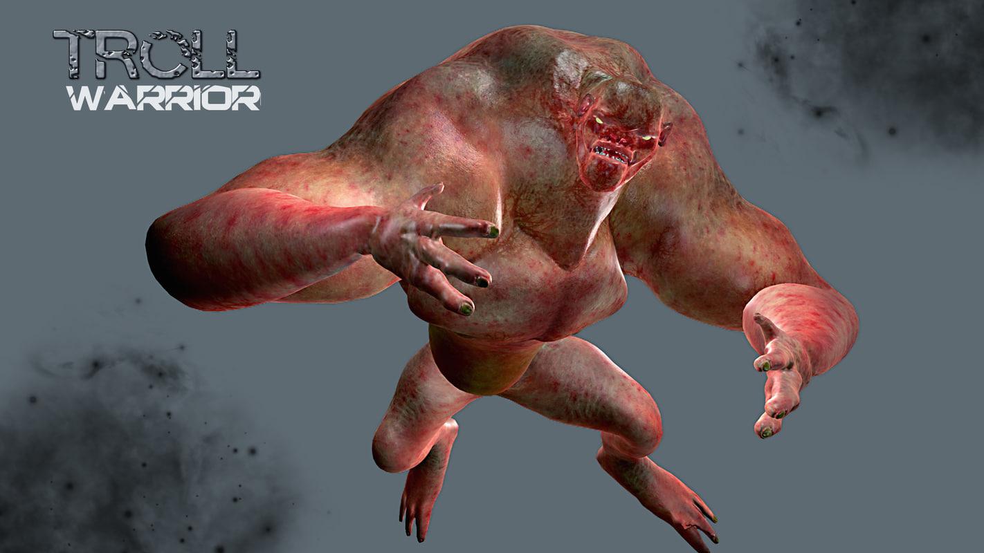 troll warrior 3ds