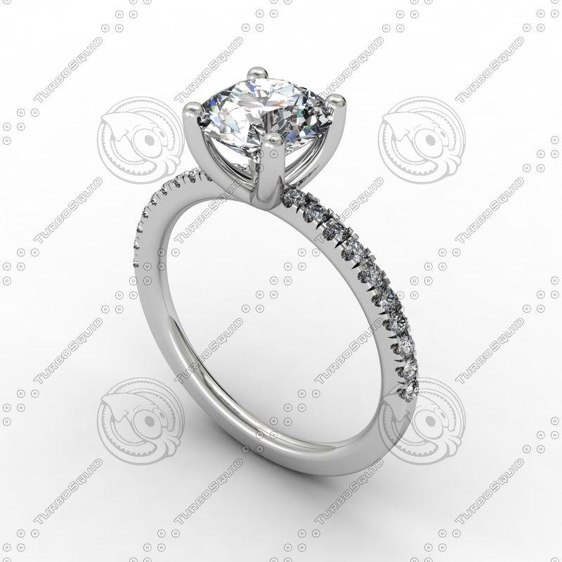 ring design cad 3d 3dm