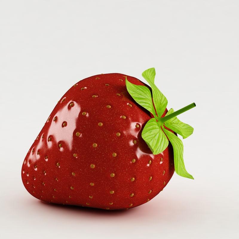 fruit food 3d max