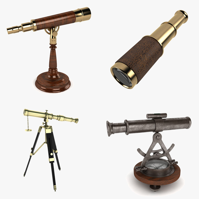 desk telescope 3ds