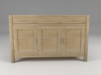 Oak Sideboard M