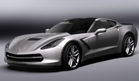 maya chevrolet corvette stingray 2014