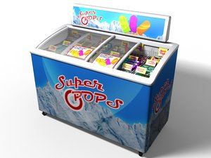 icecream cooler max