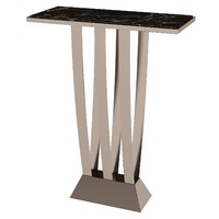 eichholtz table console beau 3d model