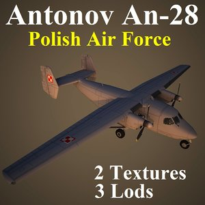 antonov plf aircraft max