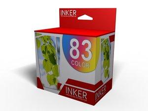 max ink cartridge