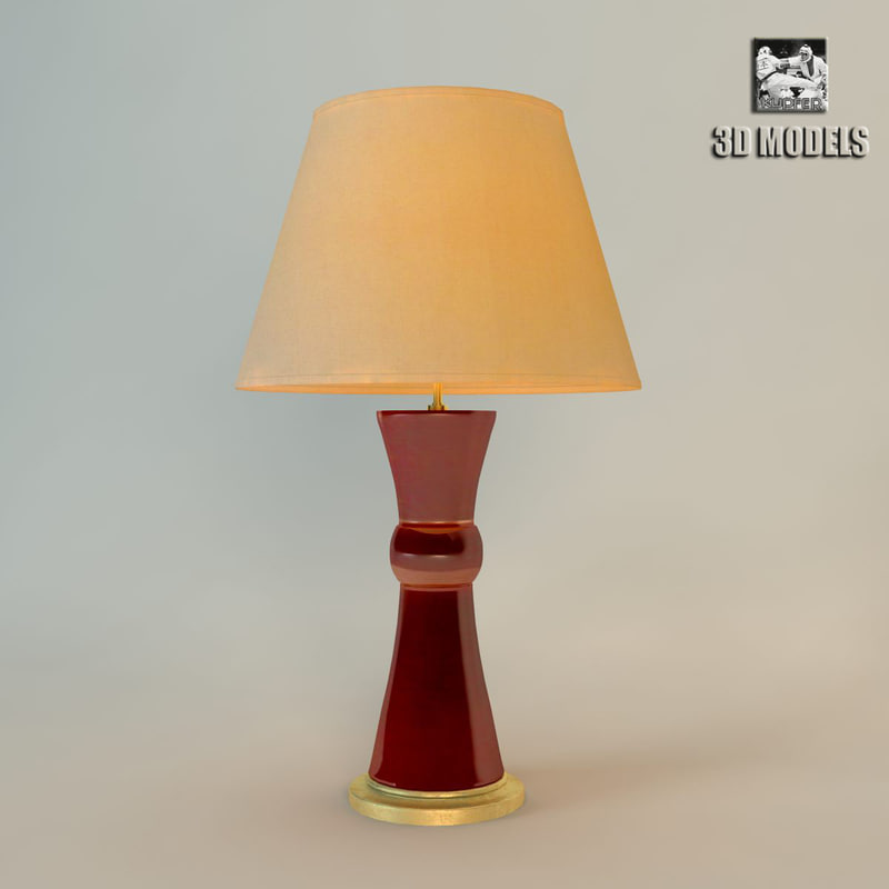 3d baker night lamp