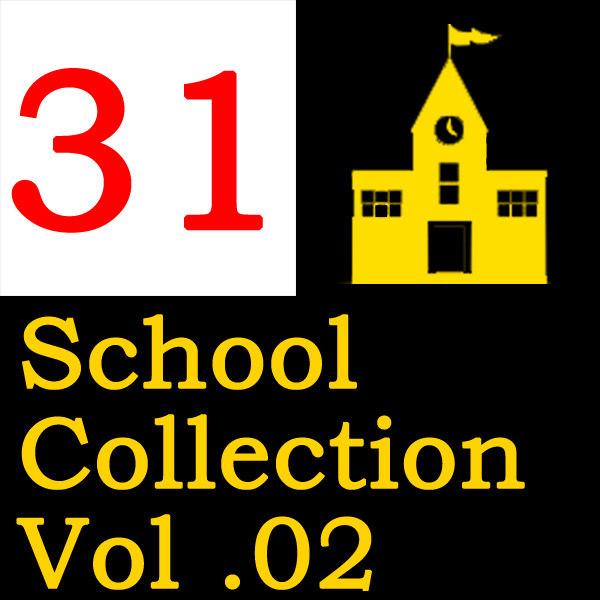 school 02 3d max