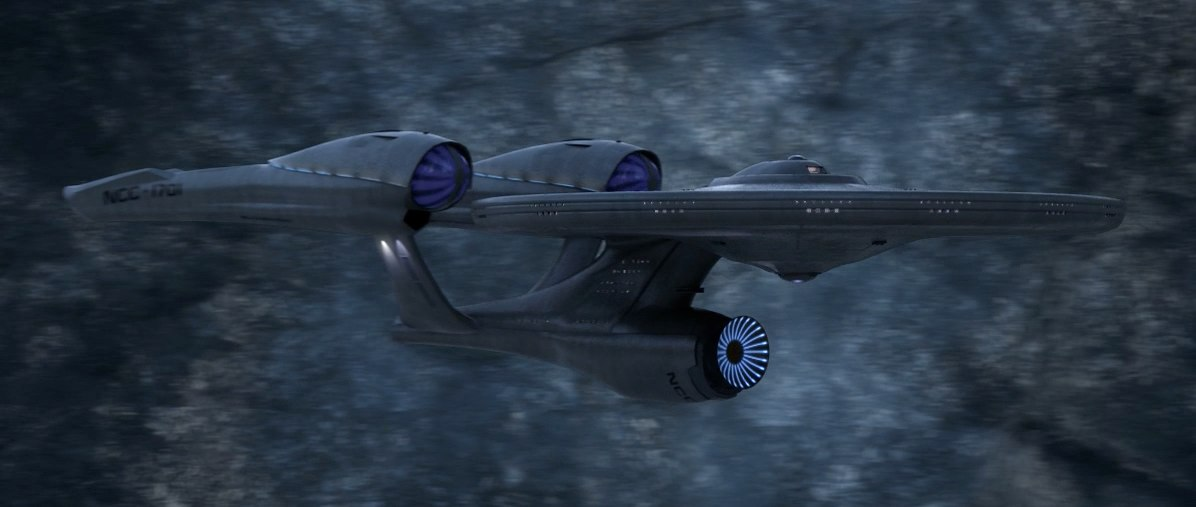 ma star ship enterprise