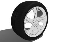 3d max tire sport