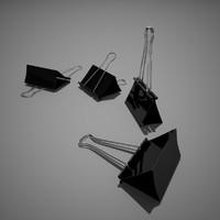 3d model binder