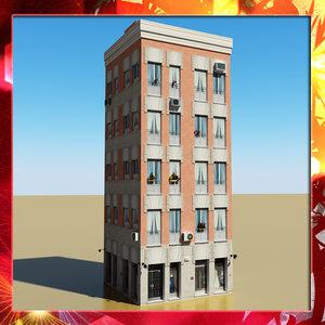 3d 3ds building 41