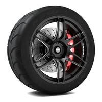 3d model weds sport sa-60m wheel