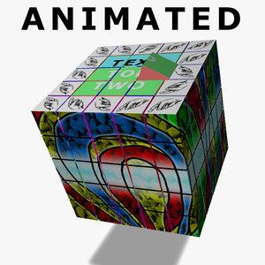 cube crazy 3d ma