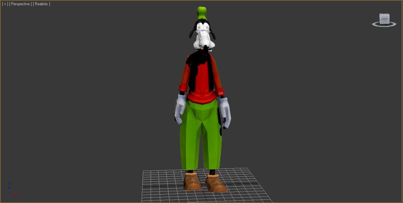 3d gooby model