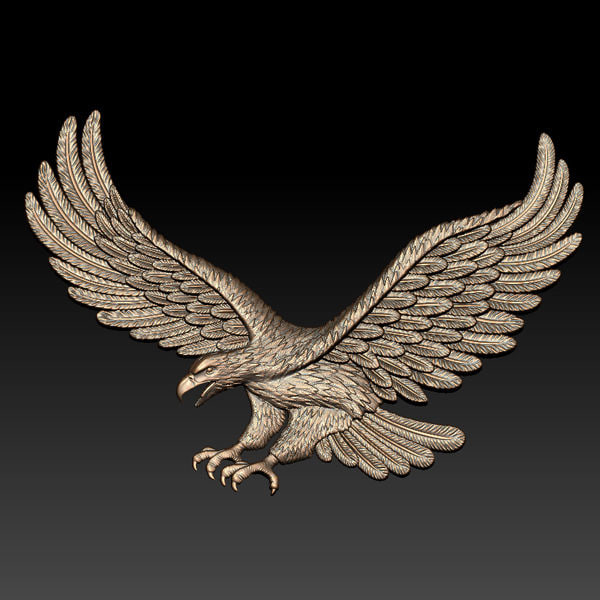 3ds eagle relief
