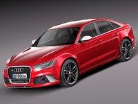 Audi RS6 Sedan 2014