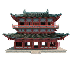 chinese building max