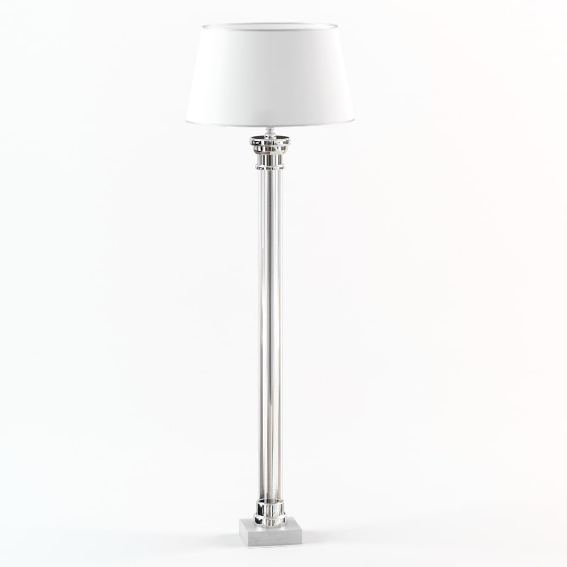3d model eichholtz floor lamp