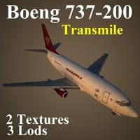 B732 TSE