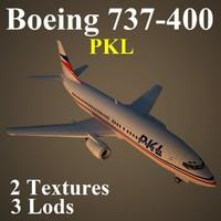 boeing pkl 3d max