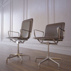 3d model office chair 01265 usona