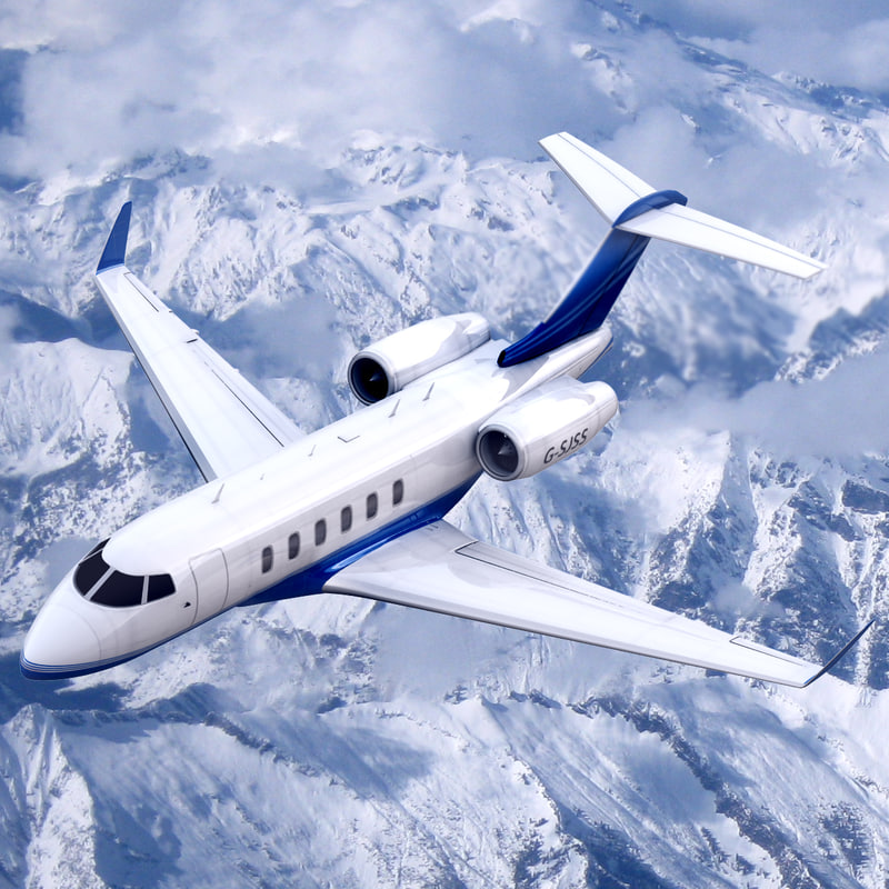 bombardier challenger 300 max