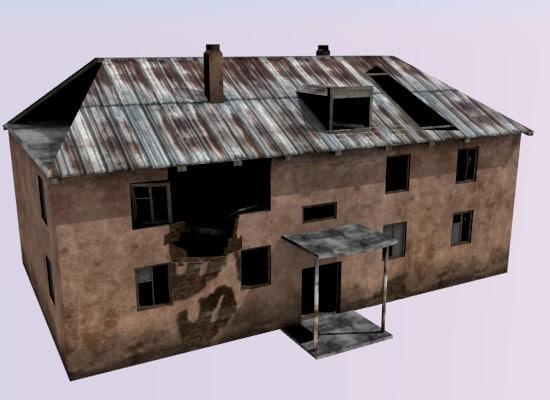 blender building