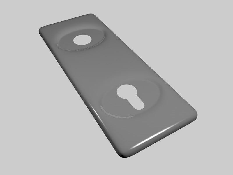 keyhole 3d model