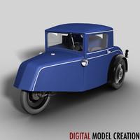 3d goliath pionier model