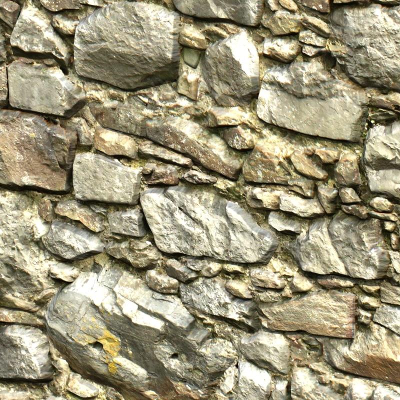 3ds max stones 11