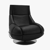 3d model armchair ds166